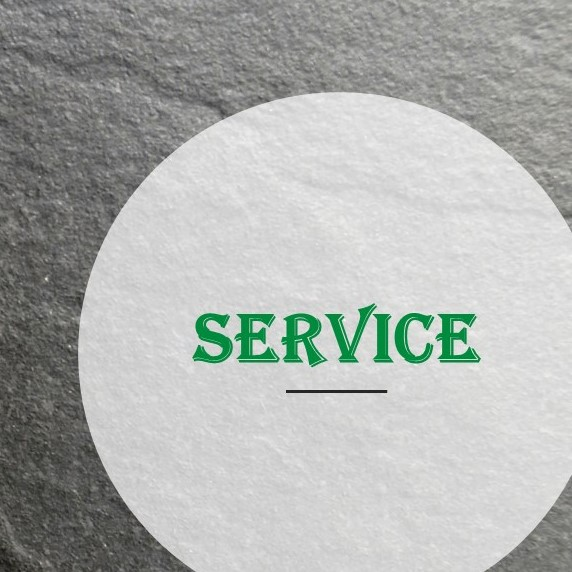 Dienstleistungen Service